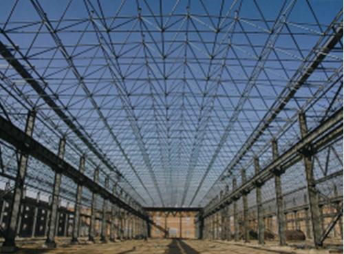 网架结构与钢结构的区别?
